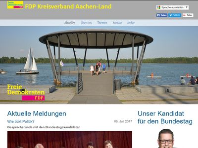 FDP-Kreisverband Aachen-Land