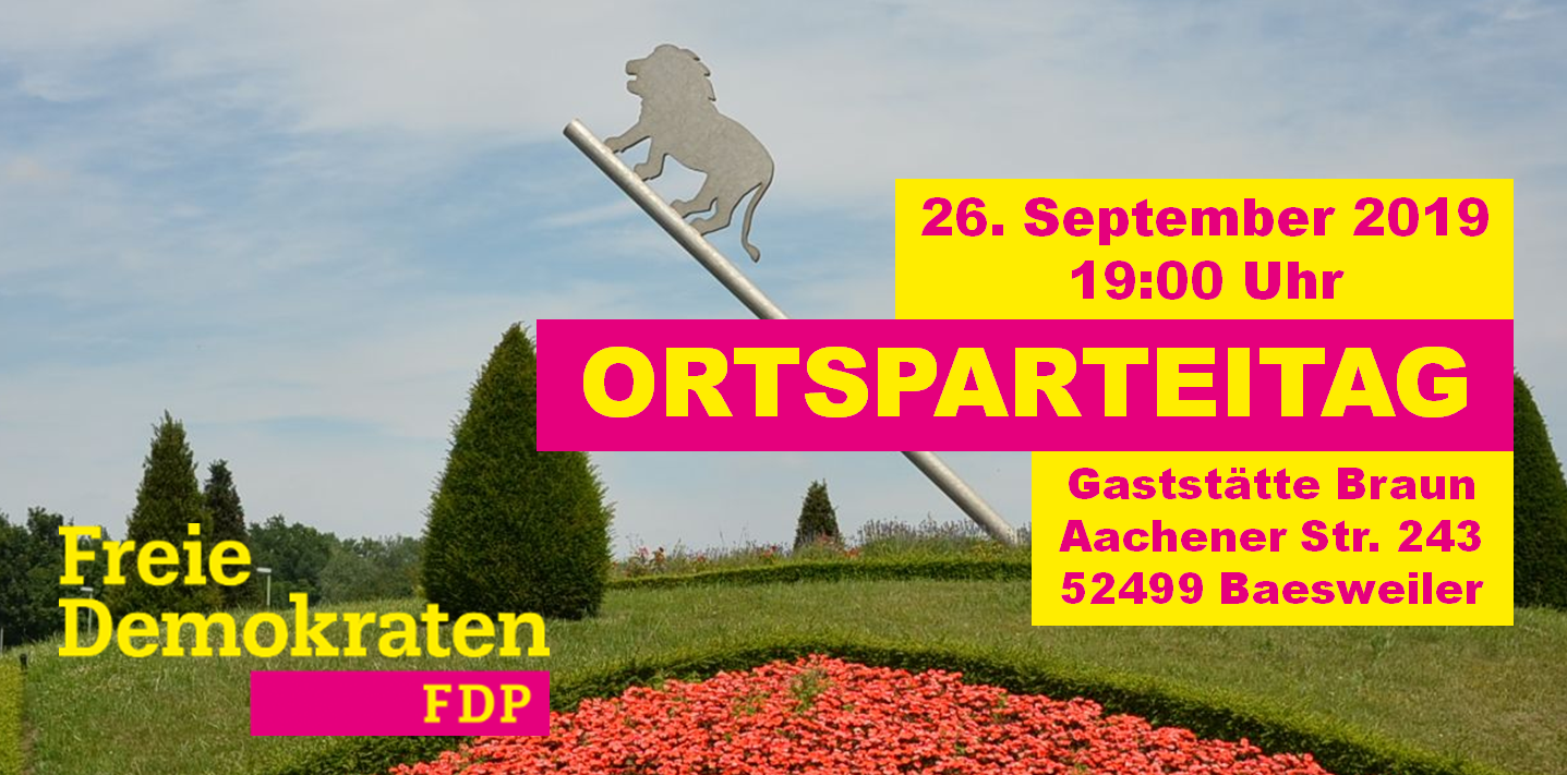 FDP-Bezirksverband Aachen